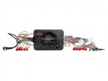 Interface de Volante Multimarcas CAN-Bus e Resistivo - Cód.: 99109D