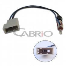 Adaptador de Antena Nissan - Cód.: 09003P