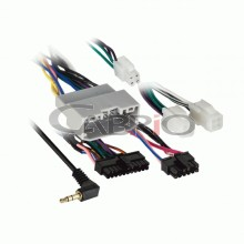 Chicote para Interface de Audio Chrysler / Dodge / Jeep - Cód.: 98010N