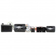 Interface de Volante + Buzzer + Bluetooth Jeep Renegade Sport / Fiat Toro e Mobi - Cód.: 99073D