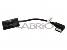 Interface Bluetooth transmissor de áudio para Audi - Cód. 55001D