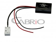 Interface Bluetooth transmissor de áudio para Peugeot - Cód. 55002D
