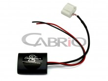 Interface Bluetooth transmissor de áudio para Toyota - Cód. 55004D