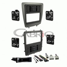 Kit 1/2 Din c/ Interface Ford Mustang - Cód.: 04067N